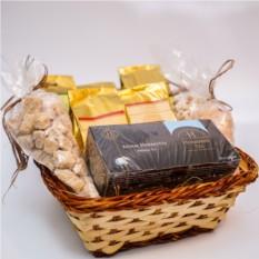 Подарочный чайный набор «Дека» Золото №2