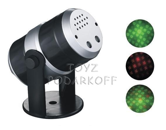 Лазерная система Вдохновение