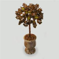 Дерево из янтаря Янтарная ночь
