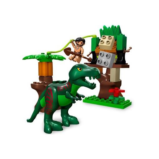 Динозаврик Lego