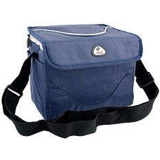Изотермическая сумка MiniMaxi 4L Dark Blue.  68183. 7 часов с...