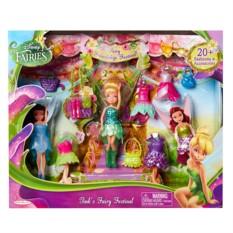 Игровой набор с аксессуарами Disney Fairies Фея