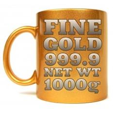 Кружка Слиток золота