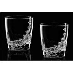Подарочный набор стаканов для виски Бриллиантовый
