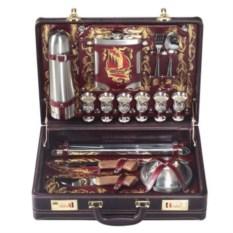 Подарочный набор для пикника на 6 персон «Алый парус»