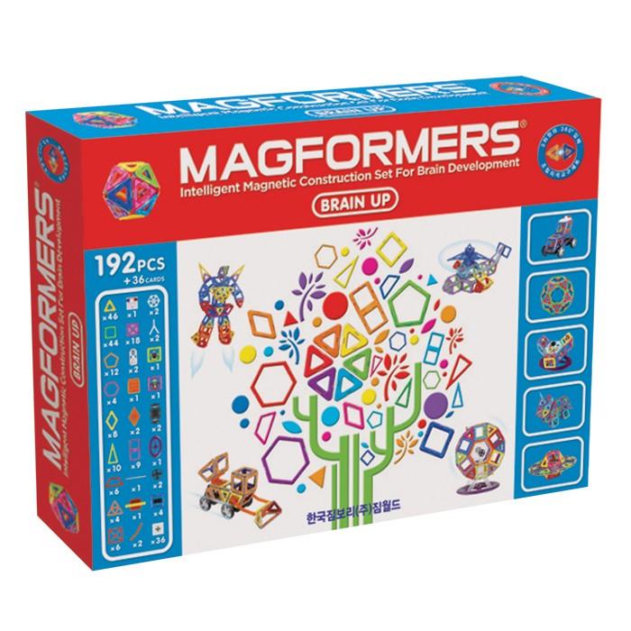 Конструктор Magformers Brain Up Set