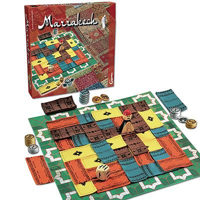 Настольная игра «Марракеш»