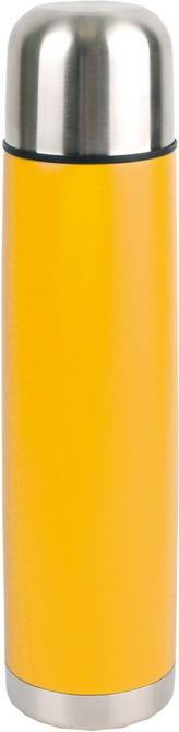 Термос на 1000 мл, желтый