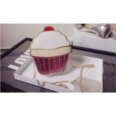Мини-сумочка Пирожное