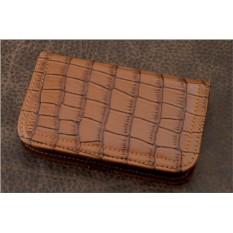 Маникюрный набор, коллекция Nail Care (коричневый)