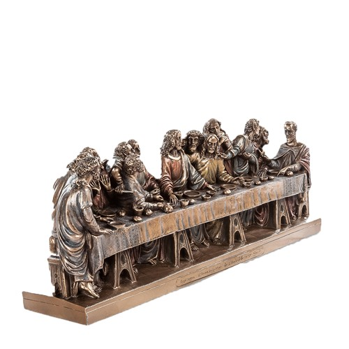 Композиция Последняя встреча Христа с учениками