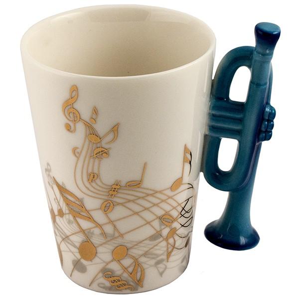 Кружка Музыкальные инструменты