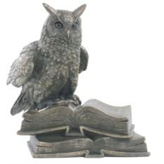 Сувенир Сова на книгах