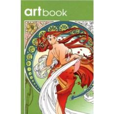 Записная книжка-раскраска ARTbook Ар-нуво