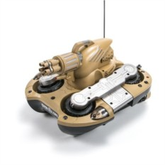 Танк-амфибия стреляющий присосками YED 24883b
