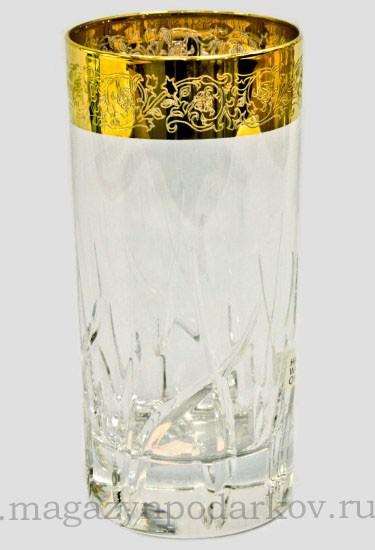 Набор 6 стаканов для воды 300 мл Cre Art Зара