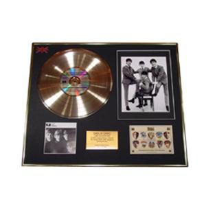 Золотой диск The Beatles