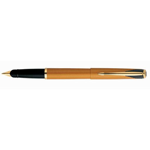 Ручка перьевая в коробке Parker Inflection Sun Yellow