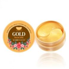 Гидрогелевые патчи для глаз Золото и пчелиное молочко