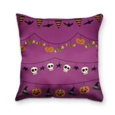 Подушка 3D Happy Halloween
