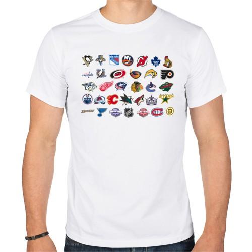 Мужская футболка NHL