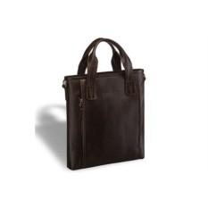 Деловая коричневая сумка Brialdi Formia