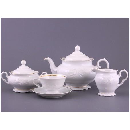Чайный сервиз на 6 персон «Фредерика»