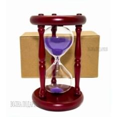 Песочные часы на 15 минут (высота 19 см)