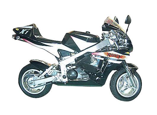 Мини-мотоцикл