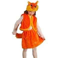 Карнавальный костюм Лисенок, 3-7 лет