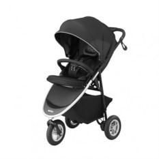 Детская коляска Aprica Smooove (цвет: черный)