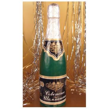 Свеча  «Советское шампанское»