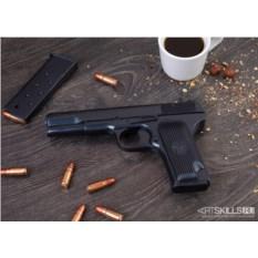 Шоколадный пистолет «Стрелковый клуб»