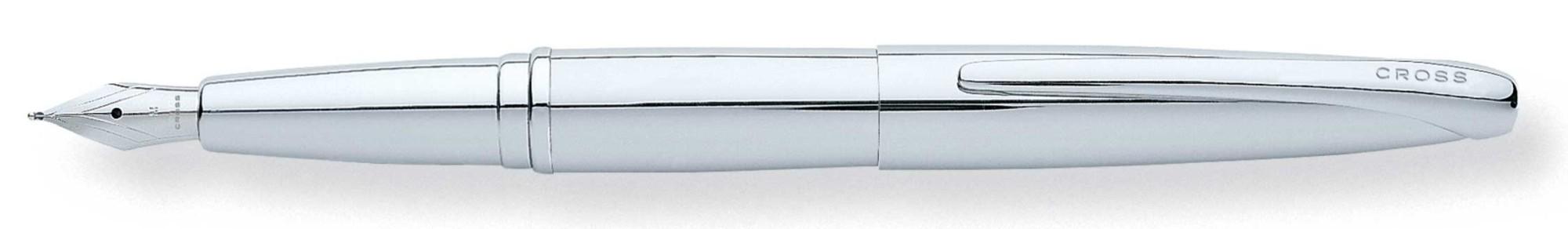 Перьевая ручка Сross ATX Pure Chrome M