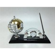 Офисный набор с глобусом