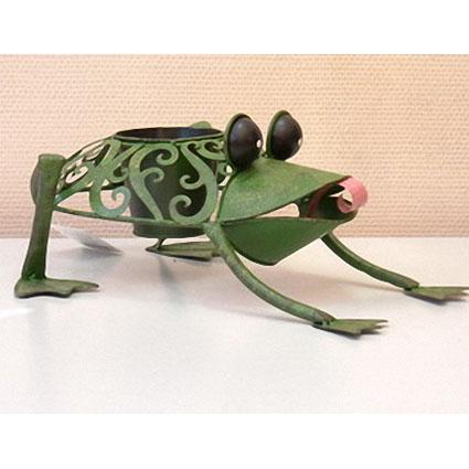 Декоративное украшение «Лягушка Ажур»