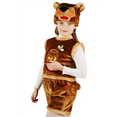 Карнавальный костюм Медвежонок,  3-7 лет