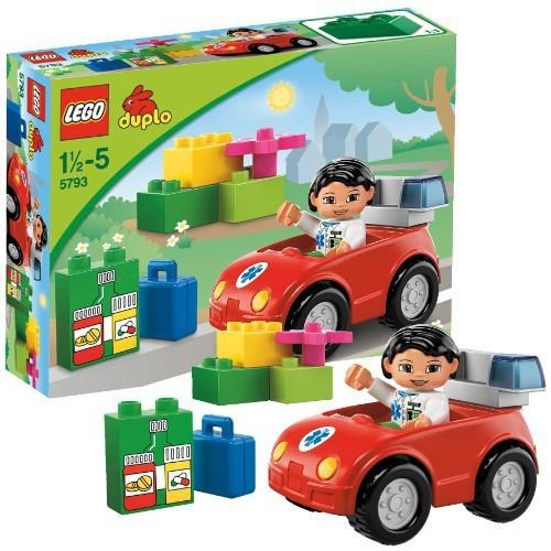 Игрушка LEGO Машина медсестры