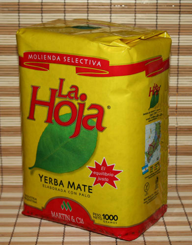Мате La Hoja