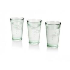 Набор из 3 стаканов для воды объемом 350 мл