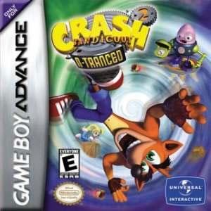 Игра для Game Boy Advance: Крэш Бандикут