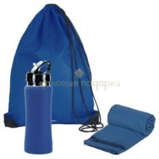Синий подарочный набор Аэробика