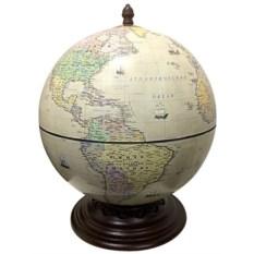 Настольный глобус-бар Классика