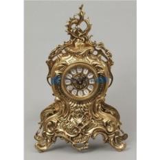 Часы из бронзы Коста Брава, цвет золотой