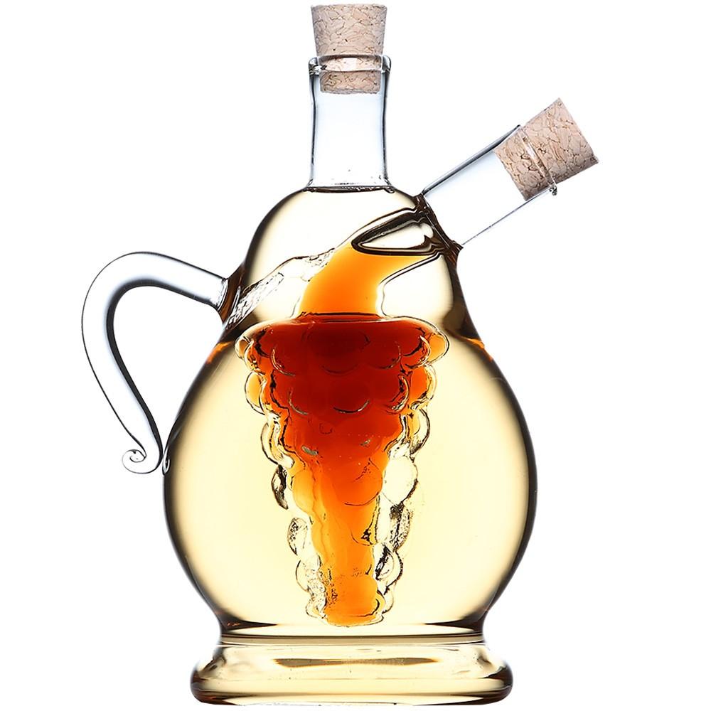 Бутылка для масла и уксуса «Виноград»