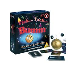 Настольная игра Тик так бумм для вечеринки