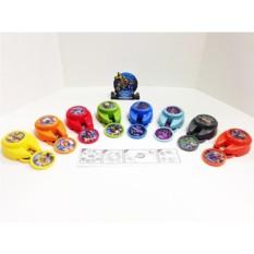 Игровой набор  TOMY Minifigures  Метатель дисков