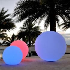 Проводной светящийся шар 50см с пультом управления