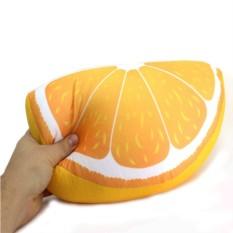 Подушка антистресс Апельсинка