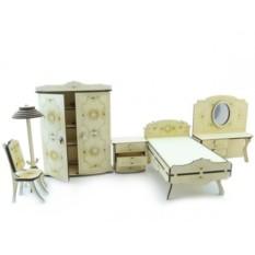 3D конструктор Кукольная мебель